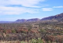 Lasseters lost gold reef Central Australia