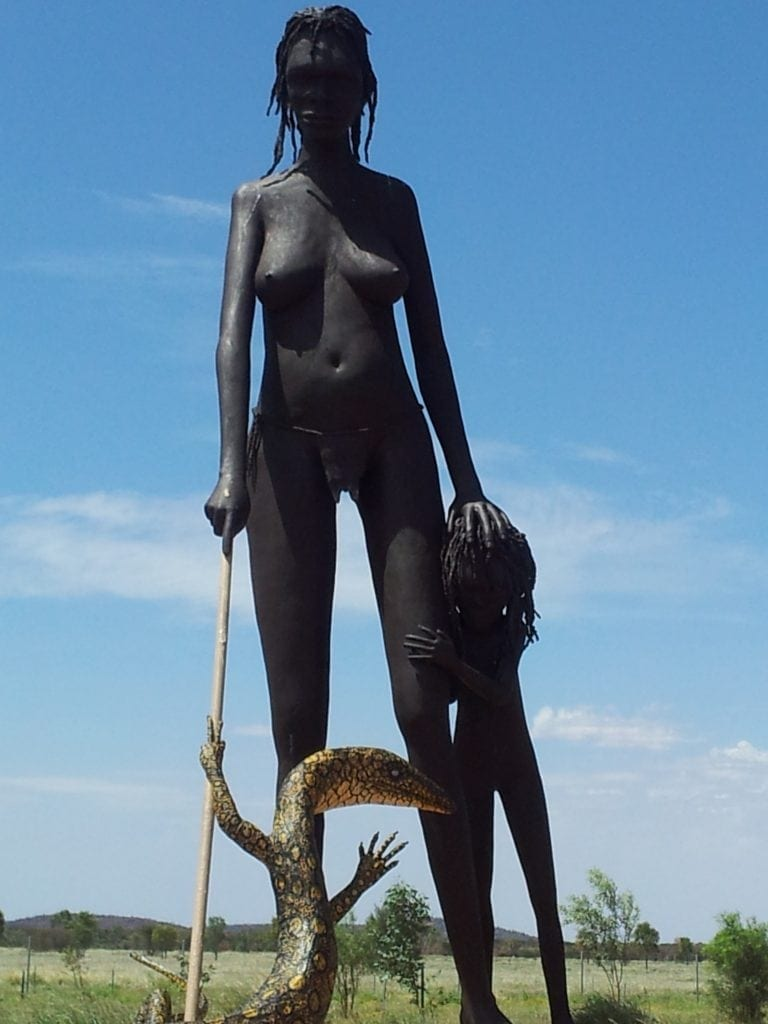 Amatjera Woman