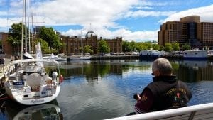 Constitution Dock on the Bucket List