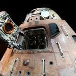 Apollo 14 re-entry Capsule