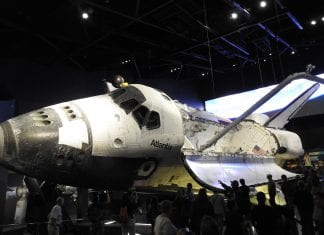 Atlantis Space Shuttle NASA