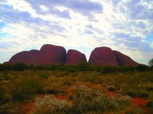 Kata Tjuta - unusual places