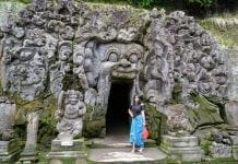 Goa Gajah - the Elephant Cave