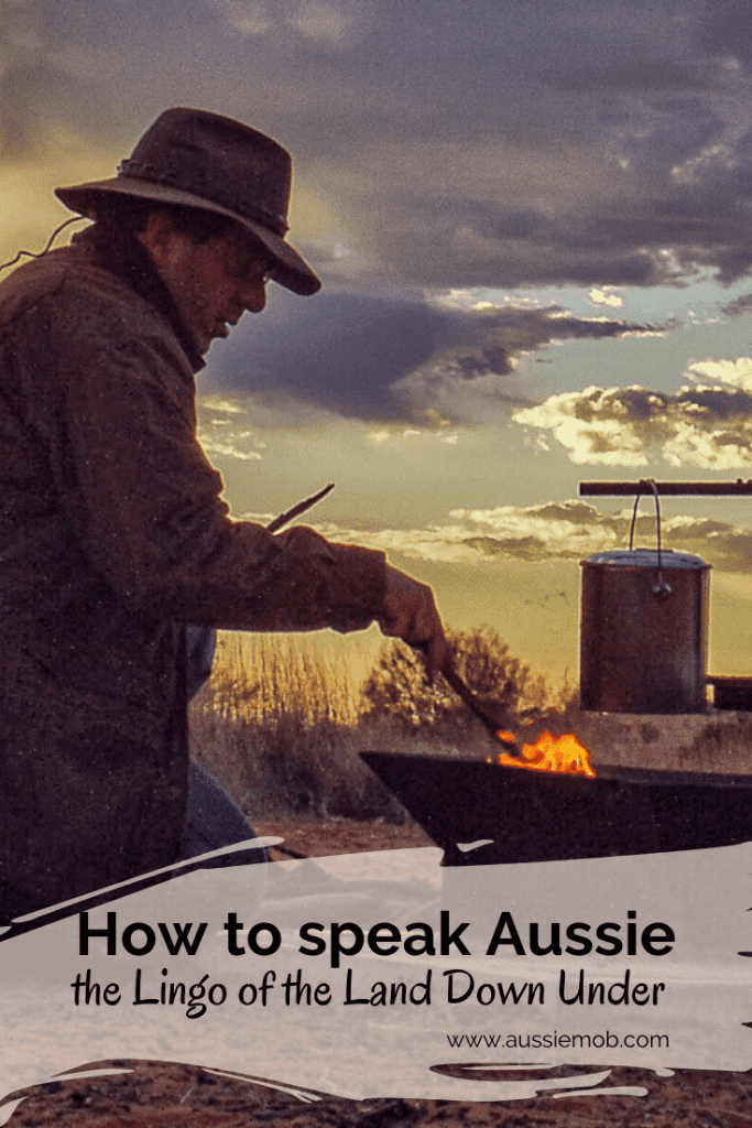 How to speak Aussie