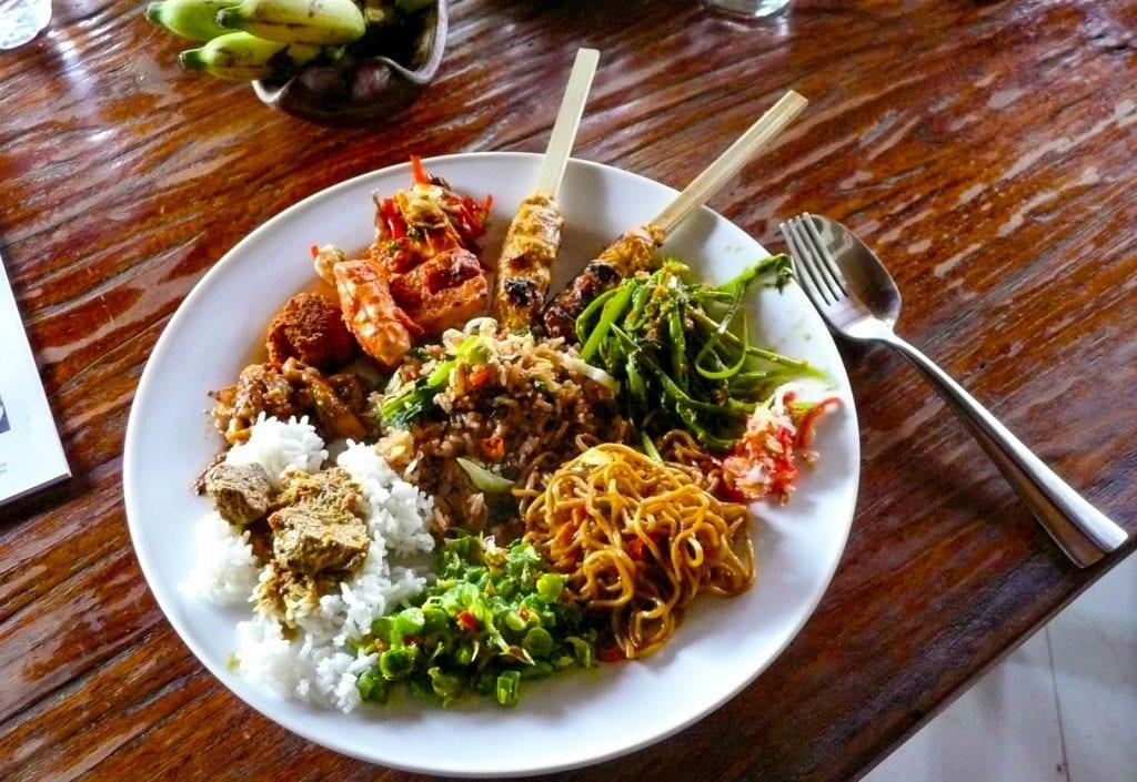 A Balinese Feast