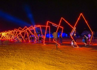 Parrtjima Festival in Light