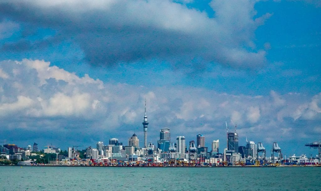 Auckland City, New Zealand