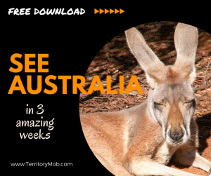 See Australia in 3 Amazing weeks