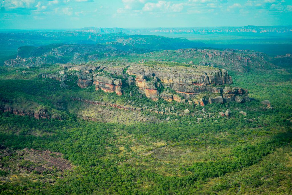 Scenic Flights over Kakadu National Park