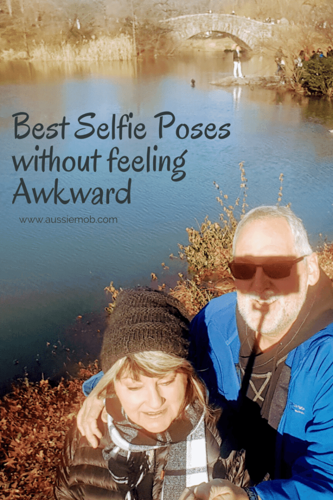 Best Selfie Poses without feeling Awkward