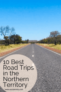 Best Road trips in the Northern Territory