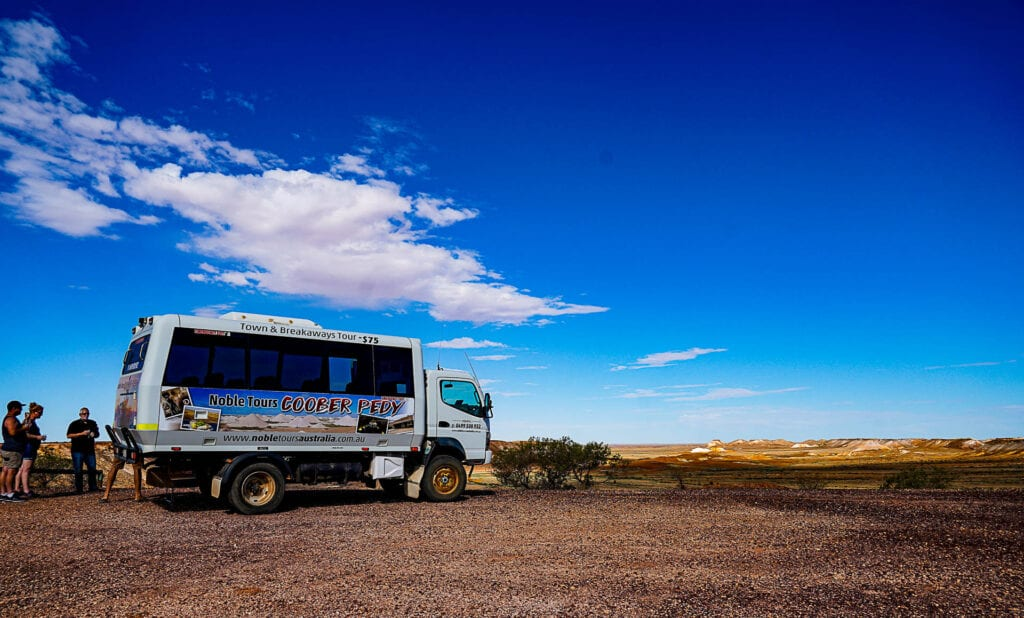 Noble Tours - Coober Pedy